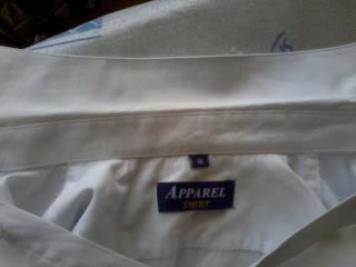 Chlapčenská biela košeľa, 30
