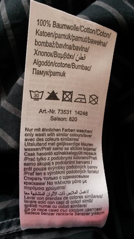 Košeľa Gin Tonic, XL