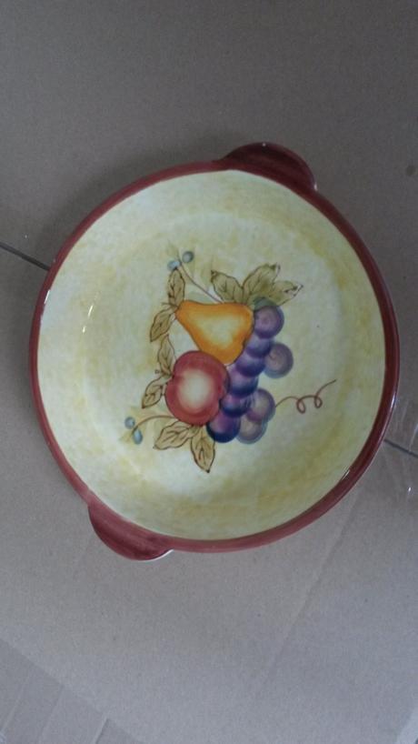 Miska s ovocím,