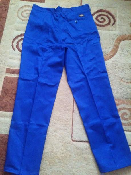 Montérkové nohavice,