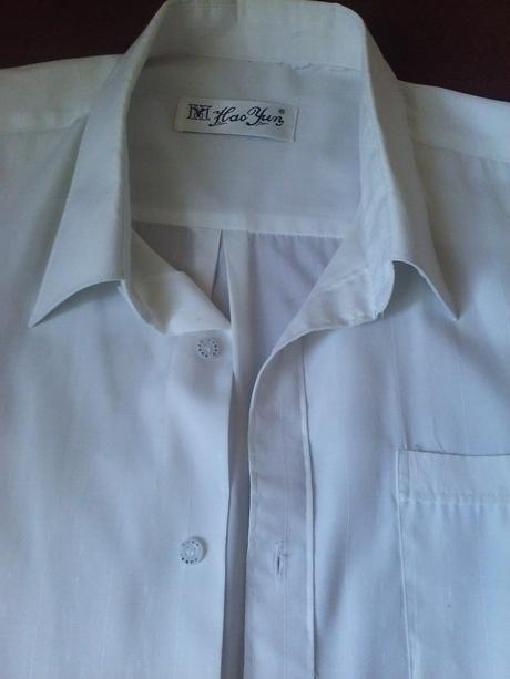 Pánska košeľa , 44
