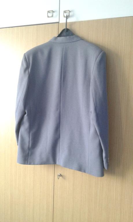 Pánsky oblek s vestičkou, 56