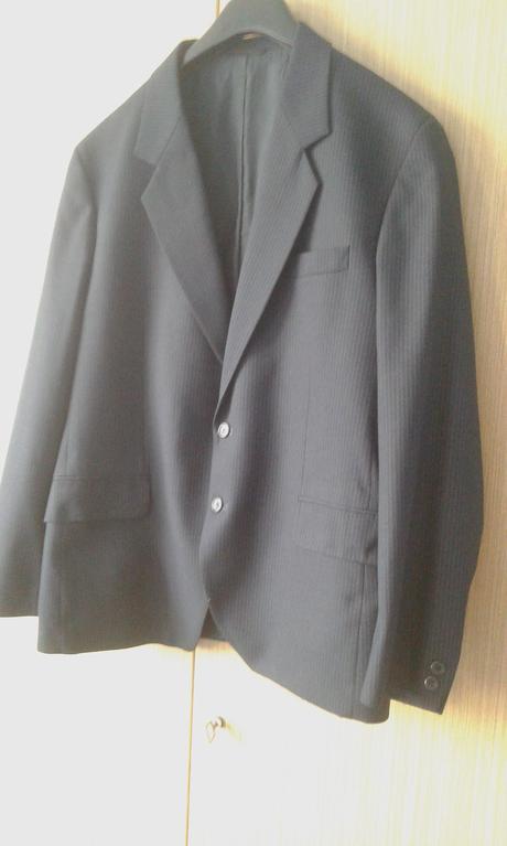 Pánsky starší oblek, 56