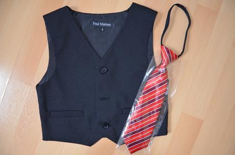Dětský oblek, sako, 104