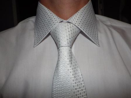 Svatební košile s kravatou b7674c06f4