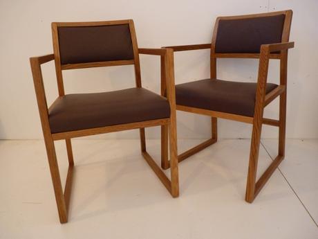 Stoličky AIRA P-N - posledné 2ks,