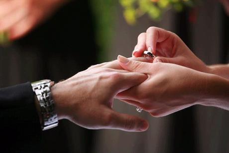 Koordinace svatebního obřadu,