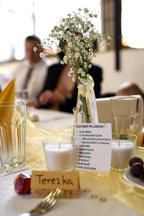 Lampióny na svatbu či párty,