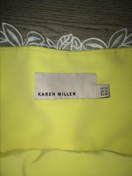 Karen Millen koktejlky, 42