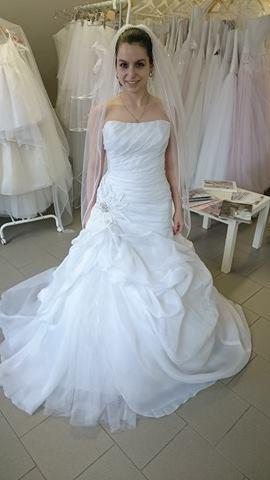 Svatební šaty ze salonu Blovice u Plzně., 36