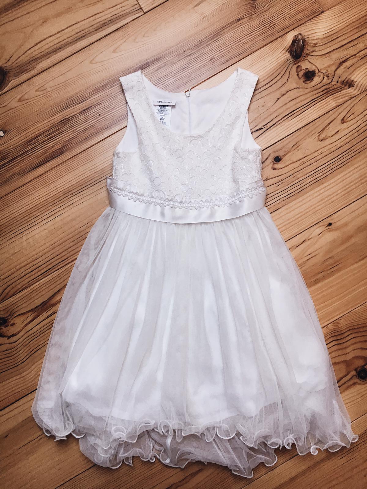 d47c830f3bcb Šaty pro družičku z usa vel. 10 let