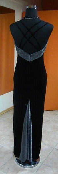 Nádherné spoločenské šaty - M, M