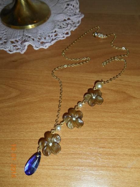 Romantický náhrdelník,