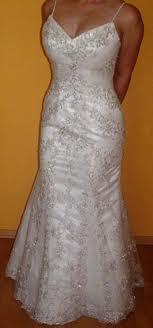 Svadobné šaty od Victoria Jane by Ronald Joyce, 38