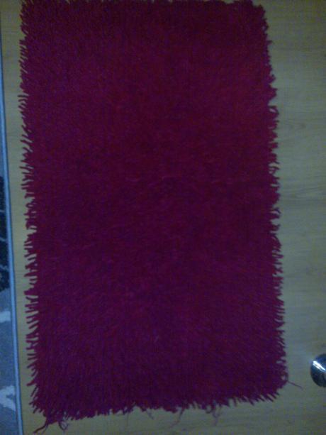 červeny koberček sheggy,