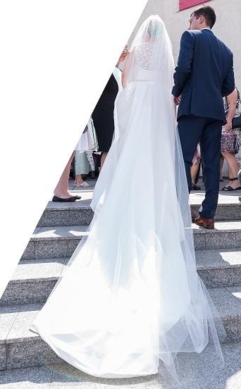 Svatební šaty Pepe Botella 495, 36