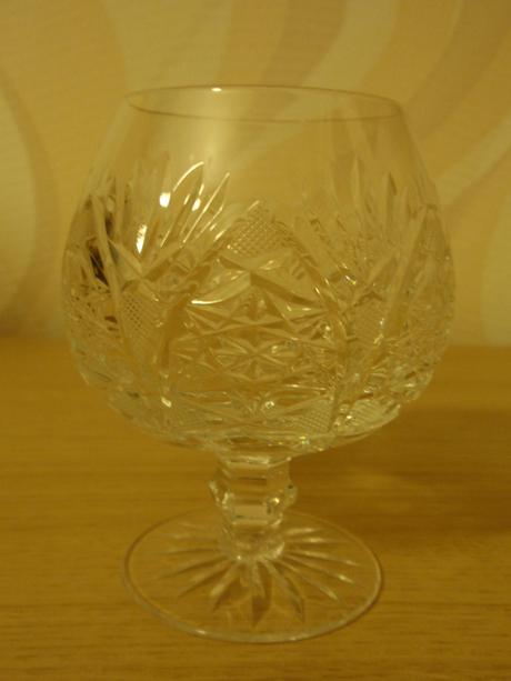 Krištálový pohár - 1ks,