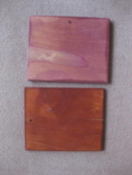 Dva obrazky aplik. na dreve slecne do detskej izby,
