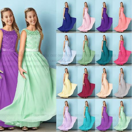 Detské spoločenské šaty, 176