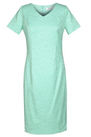 Púzdrové šaty, 46
