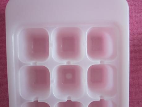 Formy na ľad - nepoužité,