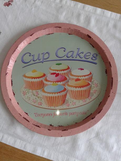 kovova tacka s muffinami,