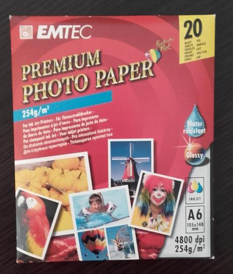 EMTEC Premium Photo Paper ,