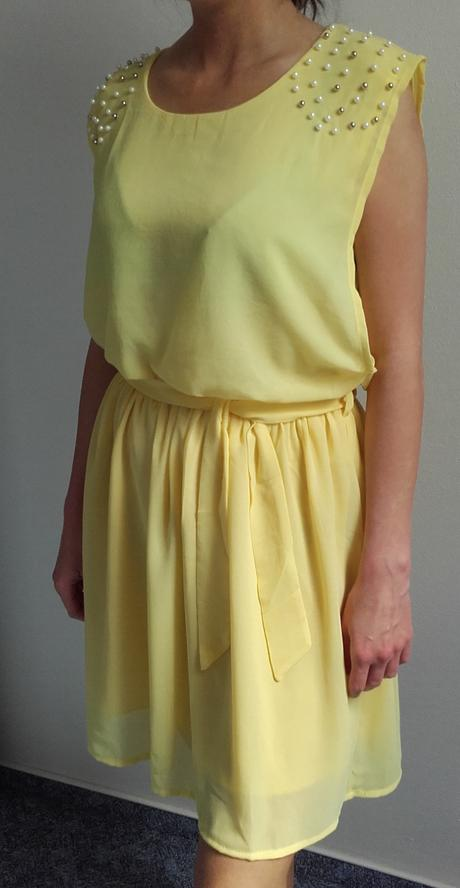 Šifonové šaty, L