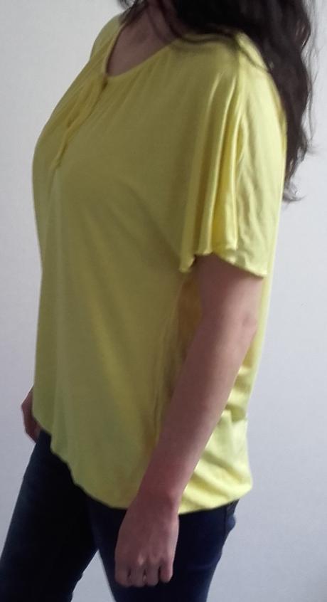Tričko s průvlekem na gumu, 40