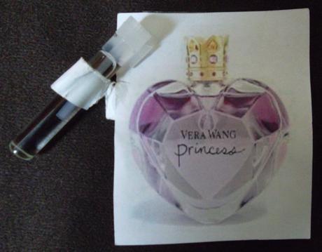 Vzorek Vera Wang Princess,