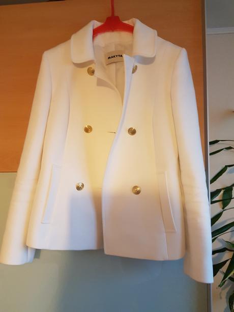 Elegantné svadobné bolerko/kabátik,