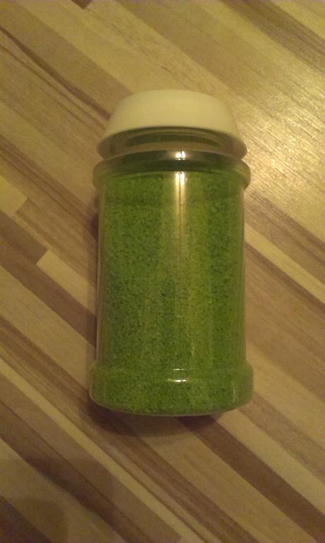 Zelený písek,