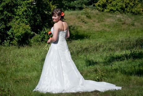 Originální svatební šaty od Sottero and Midgley, 40