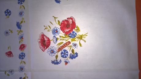 Obrus 138x138 cm,