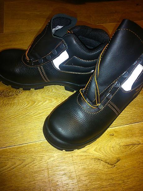 Pracovné topánky č. 41,