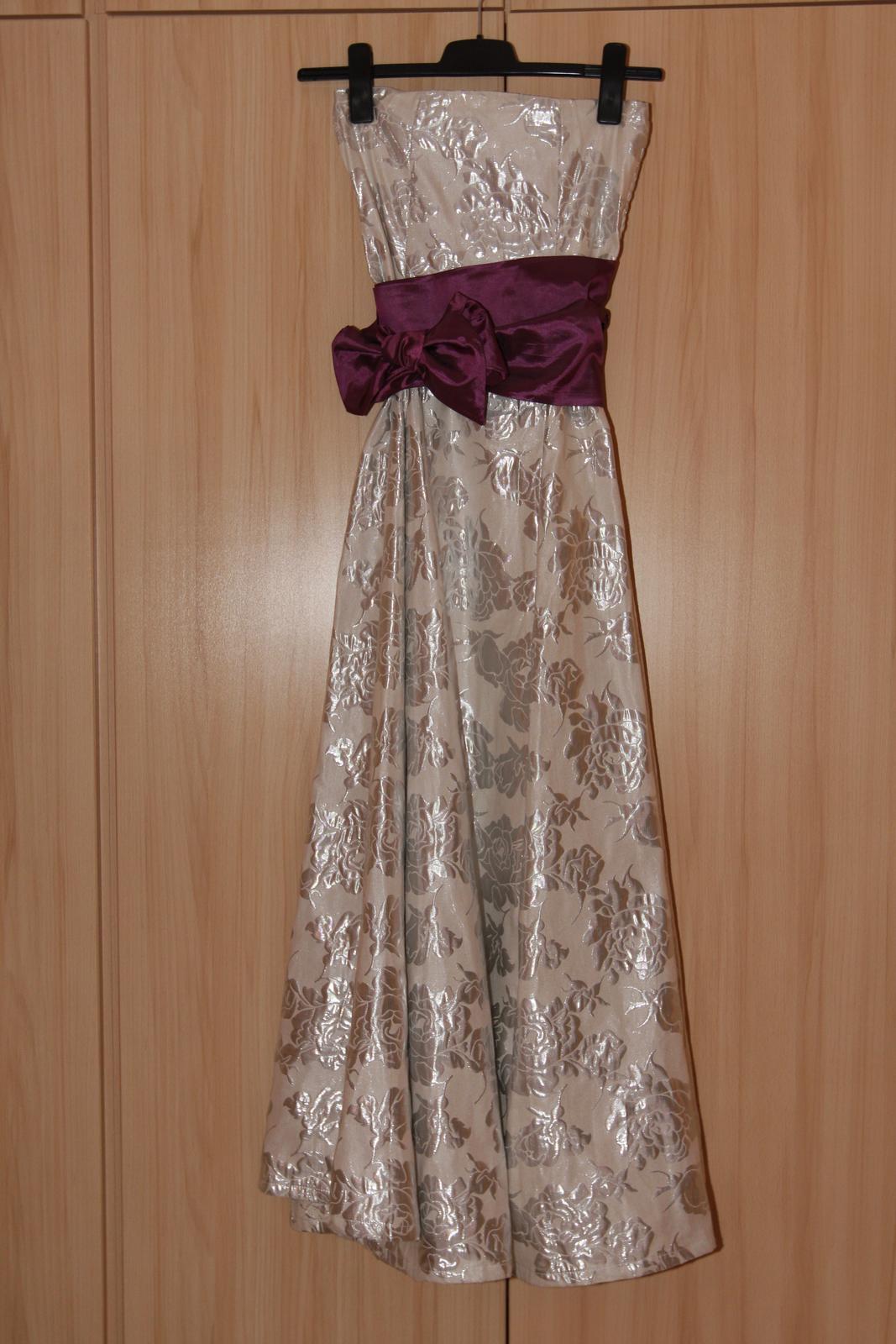 20f10aa15 Popolnočné šaty vhodné aj na ples aj s bižutériou, 40 - 90 € | Svadobný  bazár | Mojasvadba.sk
