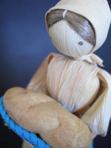 Šúpolienka s chlebíkom,