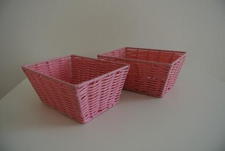 Růžový košík,