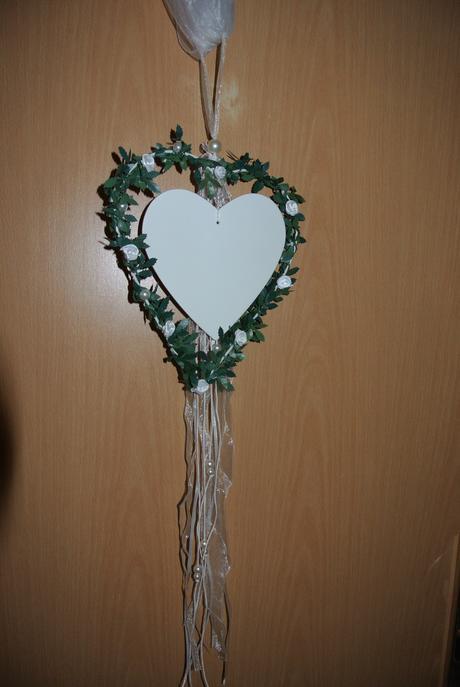Srdce na dveře ,