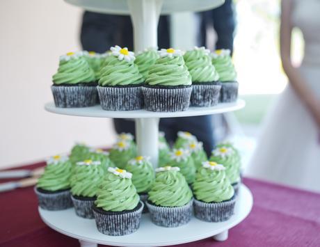 Stojan na dort - cupcake,