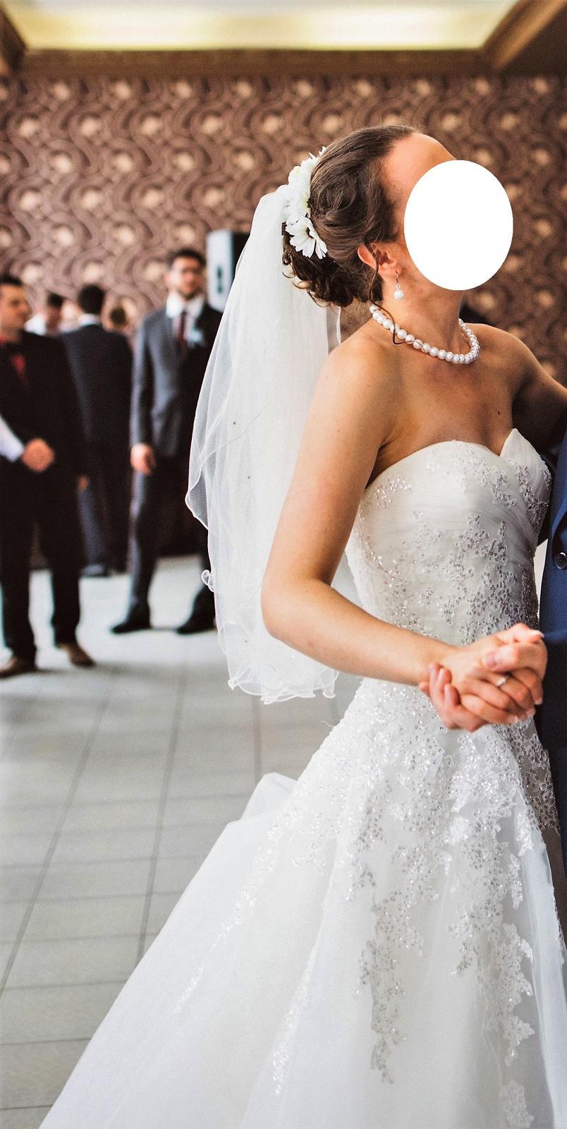 b4ee23106b36 Originál svadobné šaty pronovias olybeth