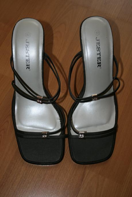 Elegantné sandále, 40