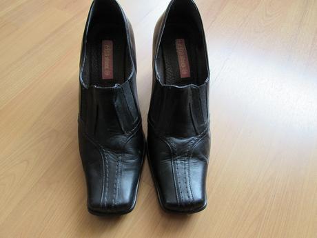 Topánky z pravej kože, 39