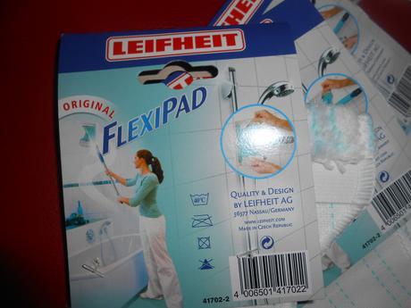 LEIFHEIT flexipad + 7 náhrad ,