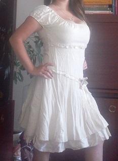 ľanové šaty, 40