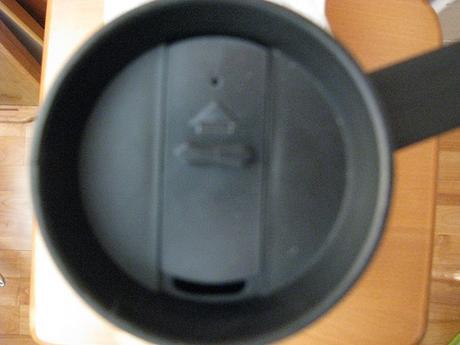 Termohrnček, nepoužitý, 0,5 litra,