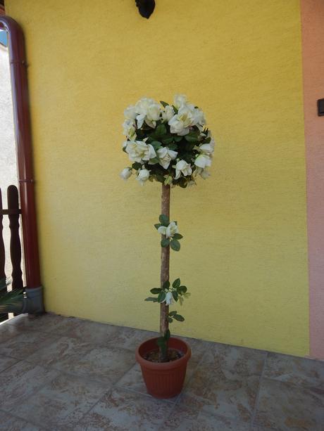 Umelý kvet - strom,