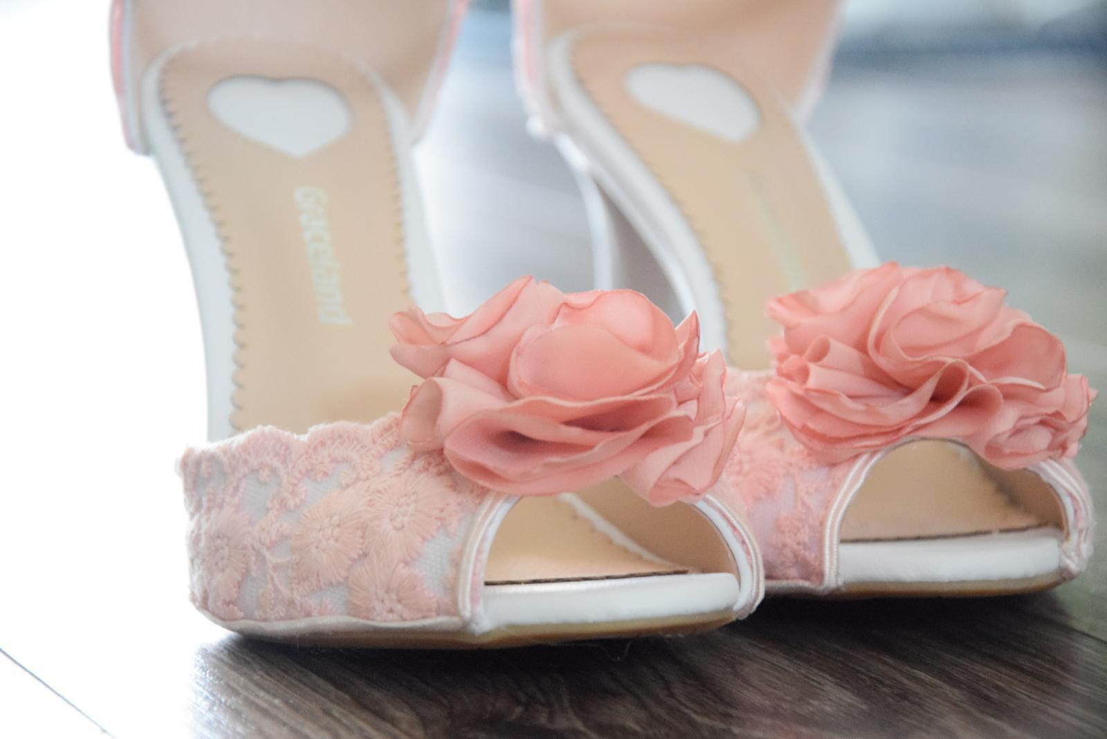2107f78db8f8 Svadobné topánky -