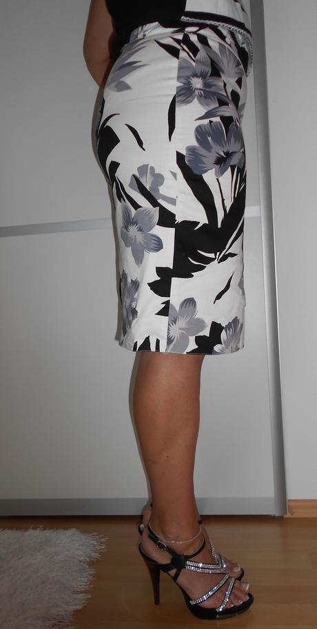 Elegantná sukňa, 40