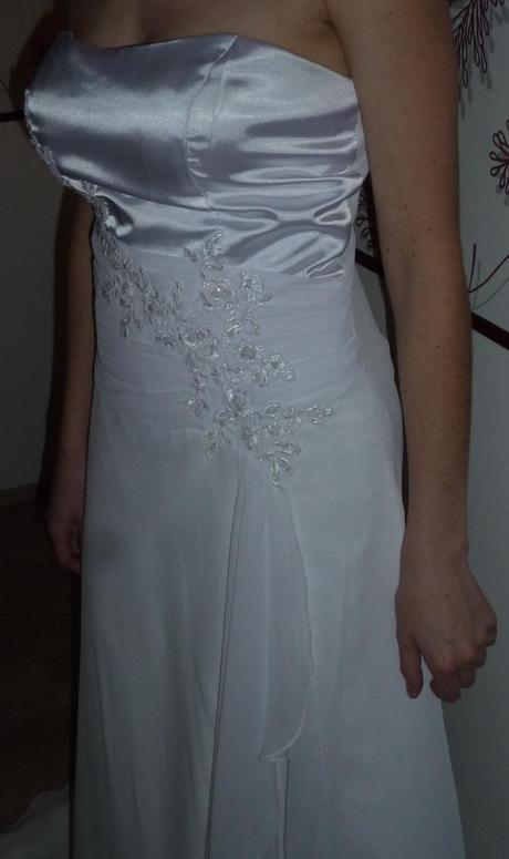 Svadobné šaty 38-40, 40